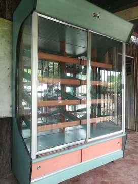 Venpermuto vitrina para panaderia