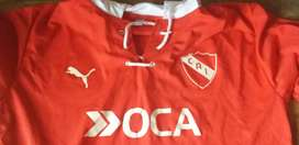 Camiseta de independiente nueva