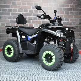 Cuadron 200cc modelo Hammer