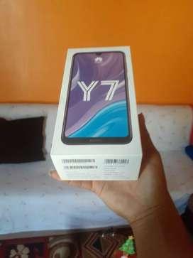 En venta Huawei Y7 plus