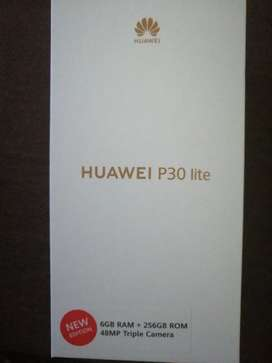 Huawei P30 lite NEW edition 256 gigas