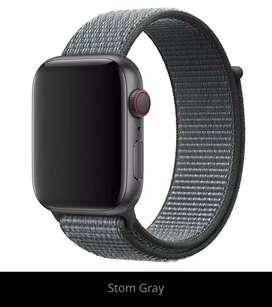 Manilla de nylon para apple watch todas las tallas disponibles