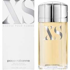 Perfume XS de Paco Rabanne para Caballero 100ml ORIGINAL