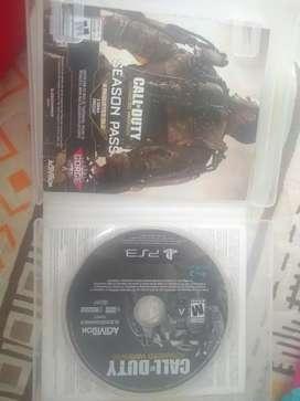 Vendo COD AW PARA PS3