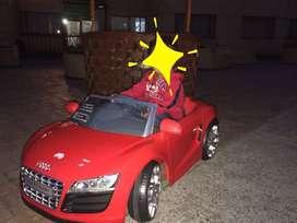 Audi R8 Spyder control remoto