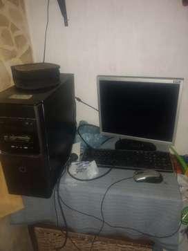 Vendo computadora completa