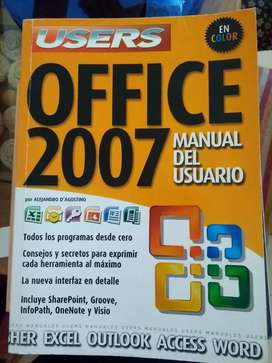 """Office 2007"" Manual del usuario"