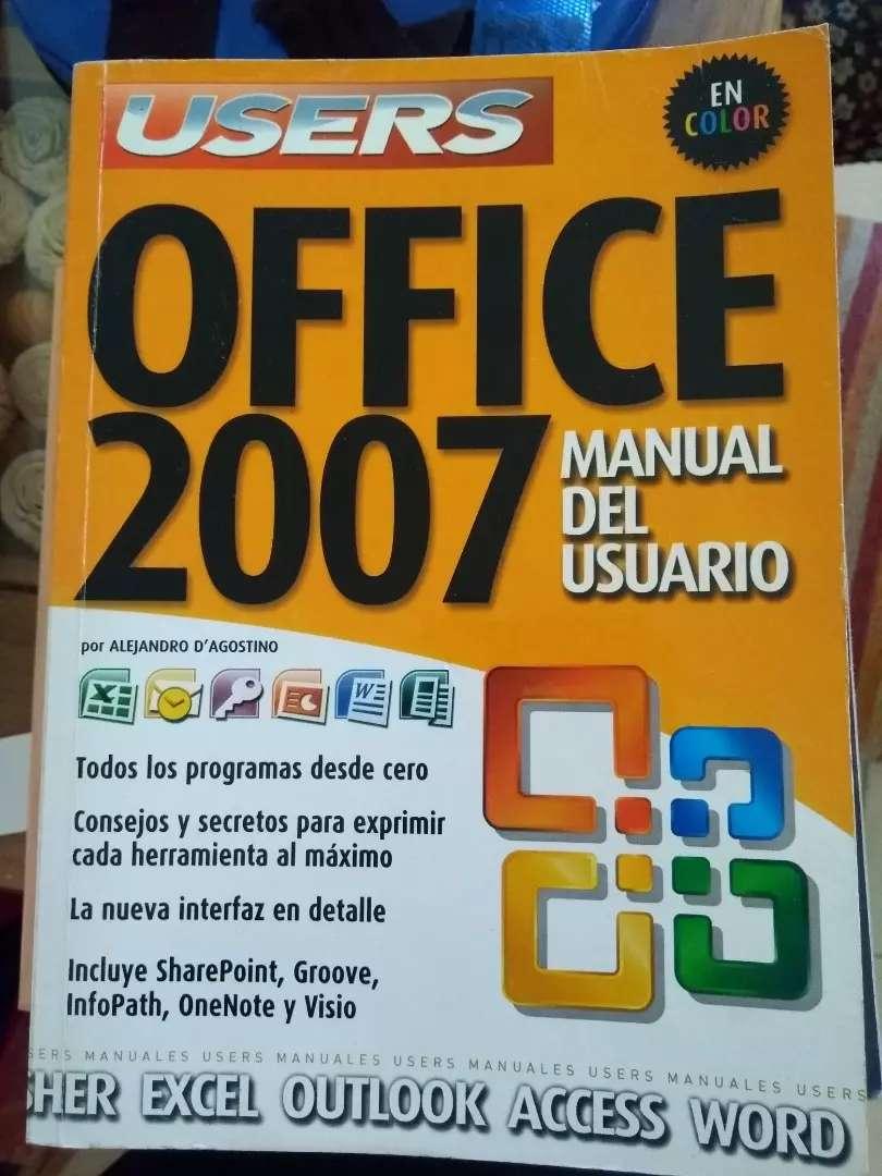 """""""Office 2007"""" Manual del usuario 0"""