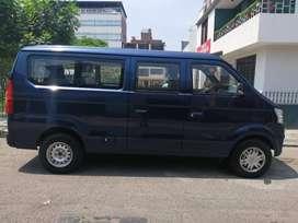 Camioneta 11 pasajeros