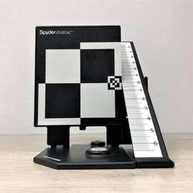 Calibrador de Enfoque Datacolor SpyderLenscal.Producto de segunda mano, estado 10/10