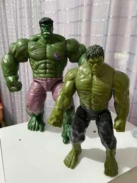 Se vende coleccion hulk usado