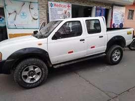 Se vende Nissan frontier 4x4