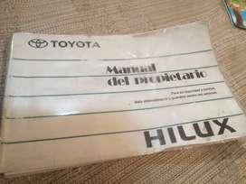 Toyota hilux D4D C/D A/C