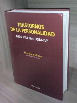 Trastornos de la Personalidad más allá del DSM IV - Theodore Millon