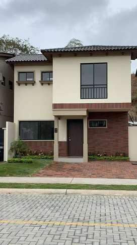 C145 - Alquiler Casa en Costa Brisa para Estrenar- 3 dormitorios - Vía a la Costa