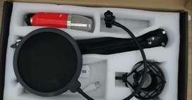 Microfono de condensador semi profesional