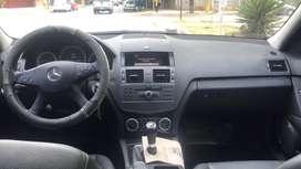 VENDO!! Mercedes Benz Clase C200 Impecable!!!