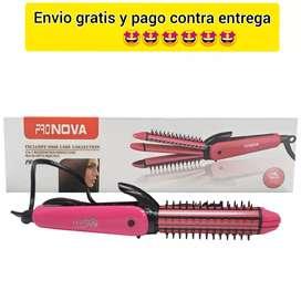 Rizador de pelo y plancha 3 en 1 envío gratis y pago contra entrega