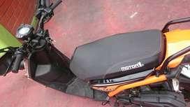 Moto Fatty 175 - Motor 1