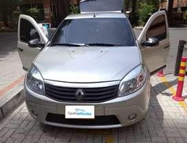 Renault Sandero Expression 2010 ¡Págalo en cuotas bajas!