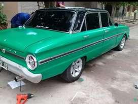 Vendo mi Ford Falcón deluxe 69