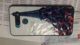 Marca LG k50 , tiene 6 meses , es de tienda .