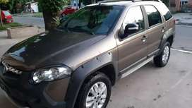 Vendo/permuto palio adventure 1.6 impecable