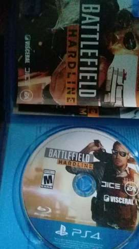 Battlefield hardline y watch dogs