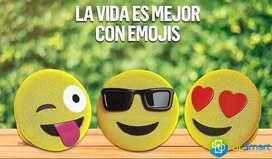 Parlantes emoji
