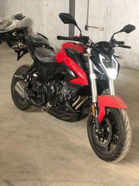 MOTO LONCIN VOGE HR7 500