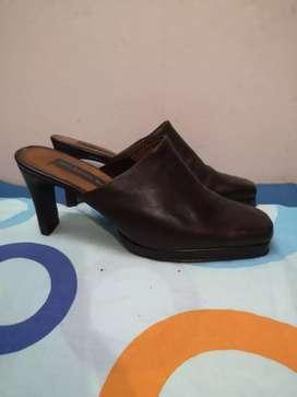 Zapatos Milano Bags Marron T 39 40