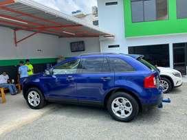 Ford Edge 2013, uso ejecutivo 83.700 kms originales, matriculado 2020 soy el propietario, NEGOCIABLE