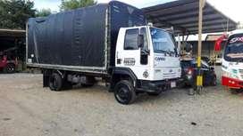 Vendo Ford Cargo 2008 Ganga