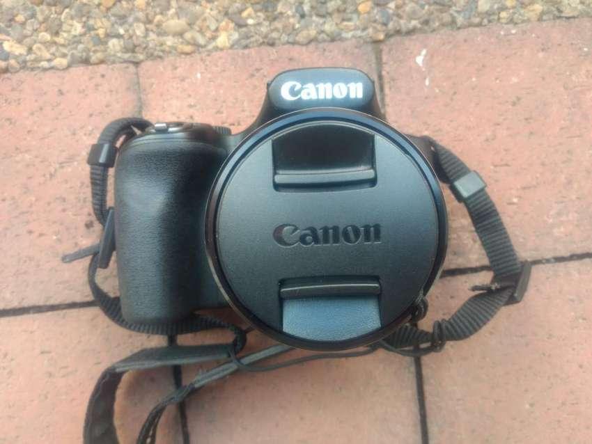 Cámara Canon Sx530 Hs 0