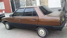 Renault 9 negociable excelente estado