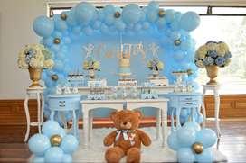 mesas de postres y decoracion