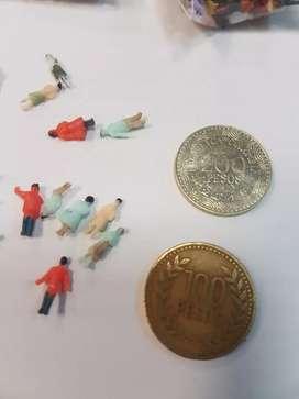 Personitas,  muñecos, figuras para maquetas