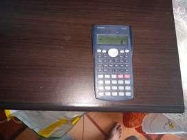 Vendo calculadora casio original