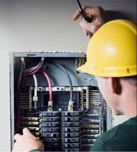 Electricista Con Certificado Conte
