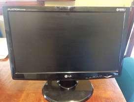"Monitor LG FLATRON 19"" W1943SE - Impecable"