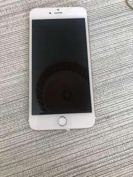 vendo iphone 6 plus 16 gb barato único dueño, cargador y manos libres