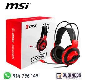 Audífonos MSI Modelo DS501