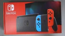 Nintendo Switch 2019 Batería Extendida