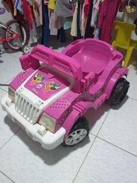 Vendo carro de niña