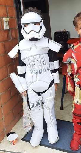 Disfraz Star Wars Niño 7 años