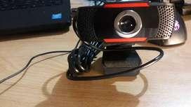 Cámara Web Webcam 1080p(nuevo) Full Hd C/microfono 5mp envio incluido