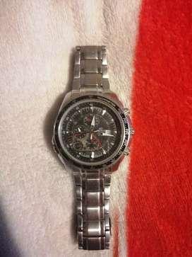 Vendo reloj Casio EF 545