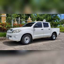 TOYOTA HILUX 2011 DOBLE CABINA DIESEL FULL EXTRAS