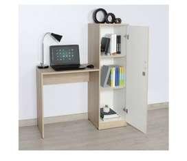 Escritorio Funcional Deneb 125x110x40cm Rovere M01524ES-RO