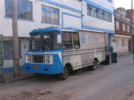 Camión Vanett para emprendedores